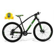 Bicicleta GTSM1 I-VTEC aro 29 Absolute hidráulico  27 marchas suspensão com trava + BRINDE CICLO COMPUTADOR