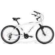 Bicicleta GTSM1 Low Beach aro 26 freio v-brake 21 marchas