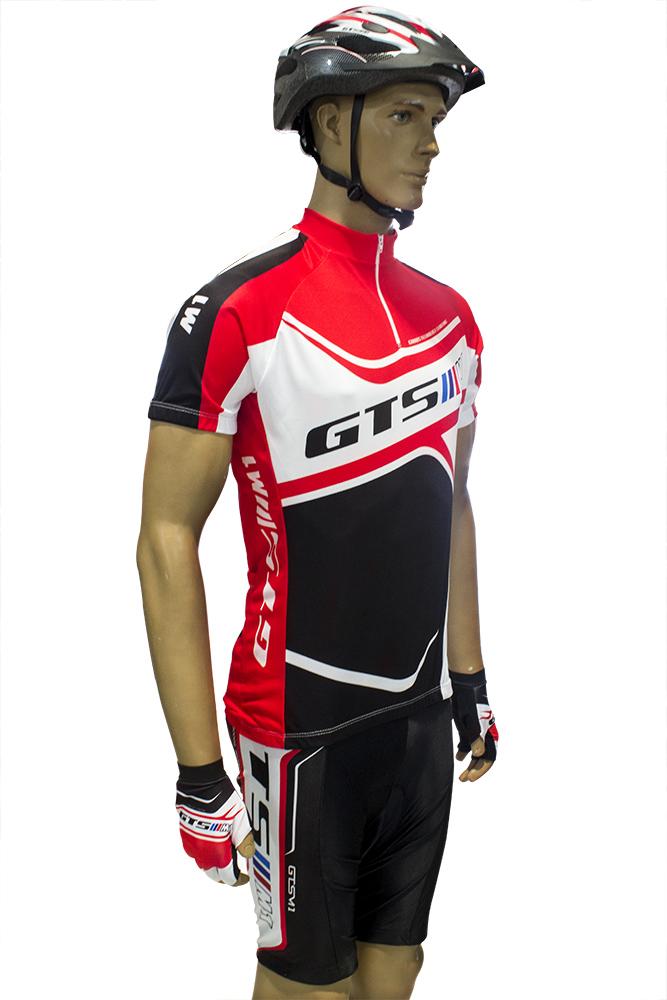 Bermuda Gel GTSM1 Ciclista Red