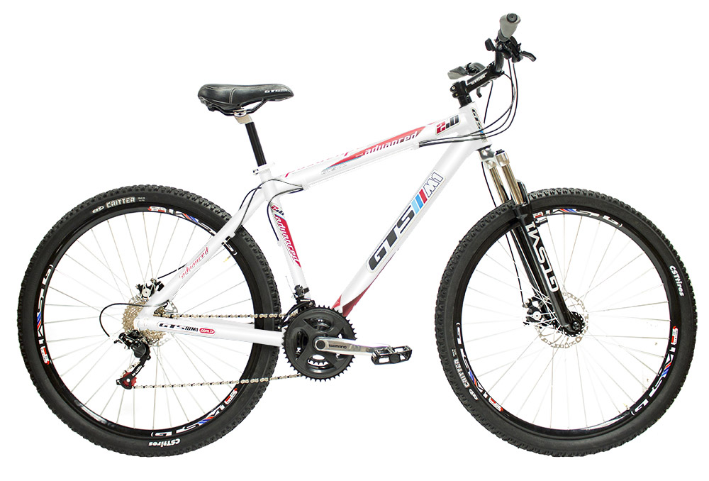 Bicicleta GTSM1 Advanced 2.0 aro 29 freio a disco 24 marchas