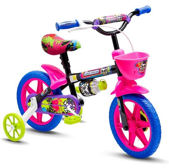 Bicicleta Aro 12 Charmosa Nathor