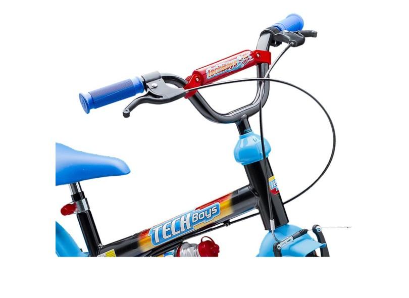 Bicicleta Aro 16 TechBoys Nathor