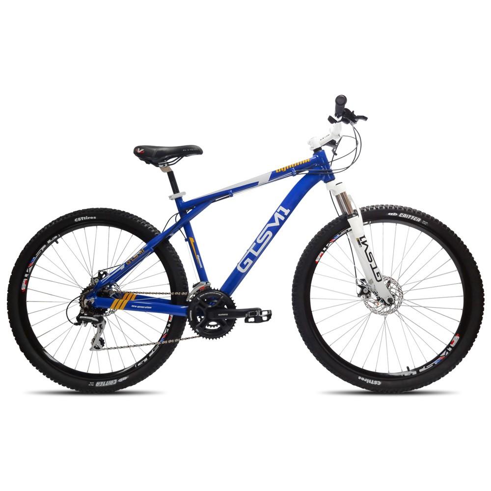 Bicicleta GTSM1 MTB Dynamic aro 29 freio a disco 24 marchas