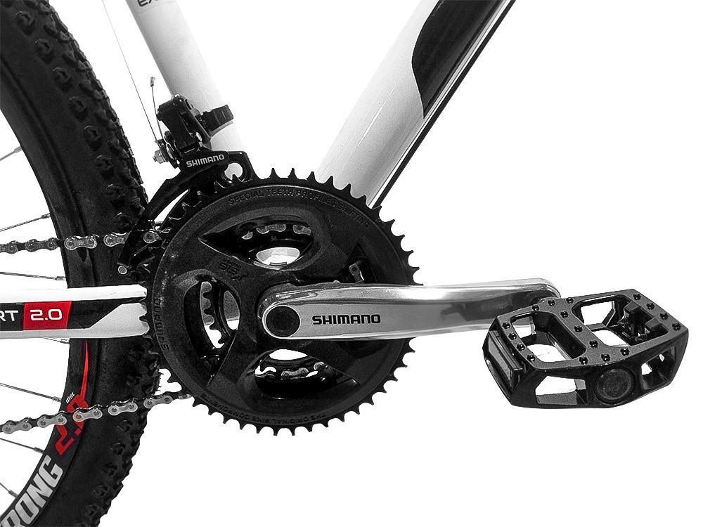 Bicicleta GTSM1 New Expert 2.0 aro 29 freio a disco 24 marchas + Brinde Capacete
