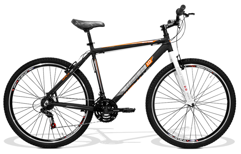 Bicicleta GTSM1 Walk 1.0 aro 29 freio v-brake 24 marchas