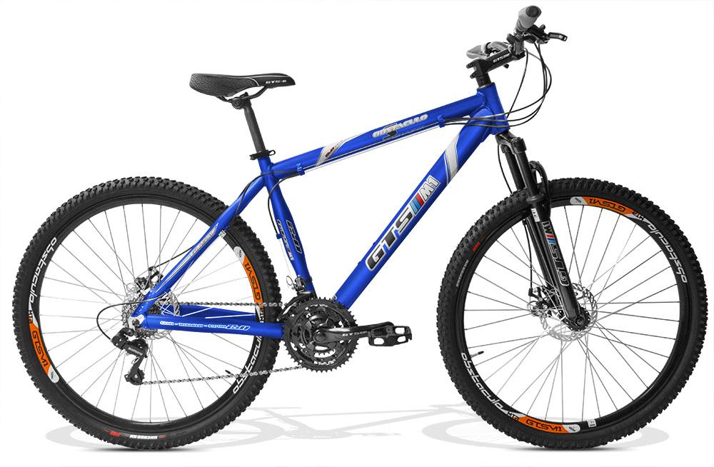 Bicicleta GTSM1 Obstáculo 2.0 aro 29 freio a disco 21 marchas
