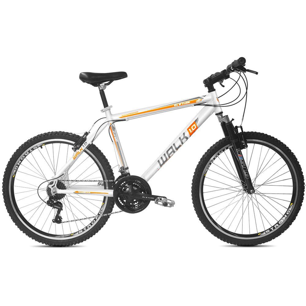 Bicicleta GTSM1 Walk 1.0 aro 26 freio v-brake 21 marchas