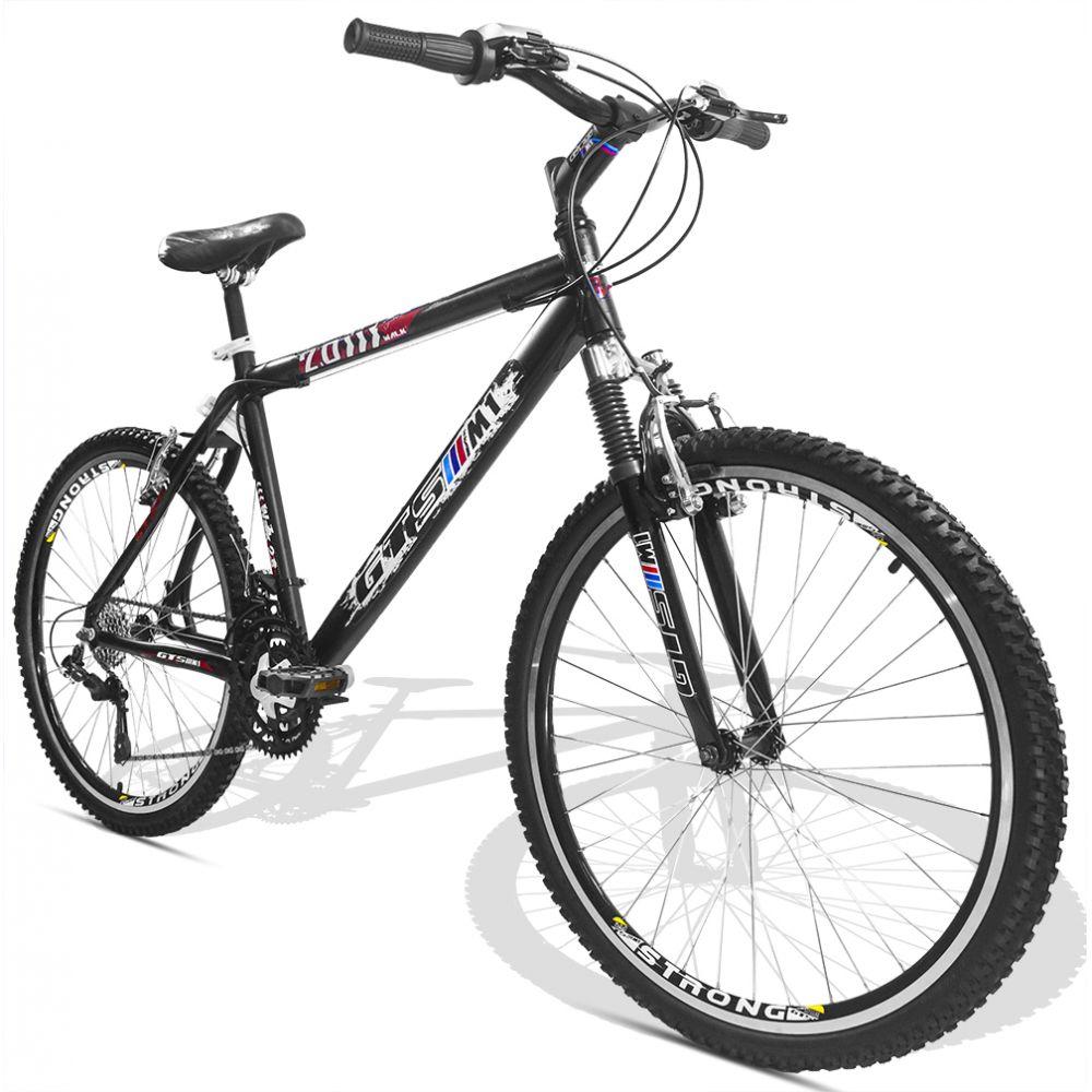 Bicicleta GTSM1 Walk 2.0 aro 26 freio v-brake 21 marchas