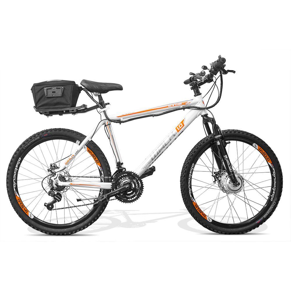 Bicicleta GTSM1 Walk Elétrica aro 26 freio a disco