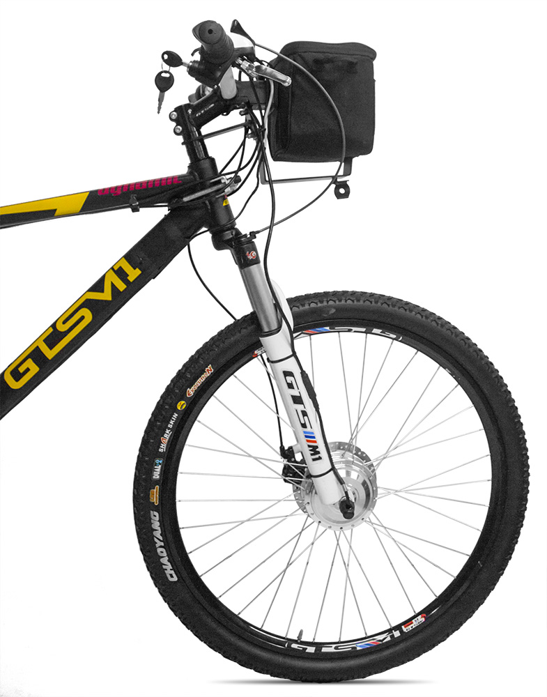 Kit El�trico Dianteiro para todas bicicletas GTSM1