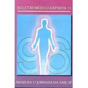Boletim Médico-Espírita nr. 11