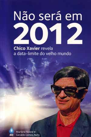 Livro Não Será em 2012  - Loja AMESP