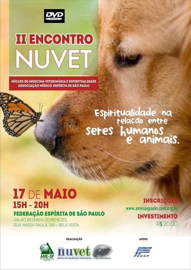 DVD II Nuvet  - Loja AMESP