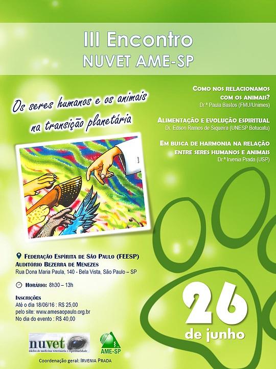 DVD NUVET III  - Loja AMESP