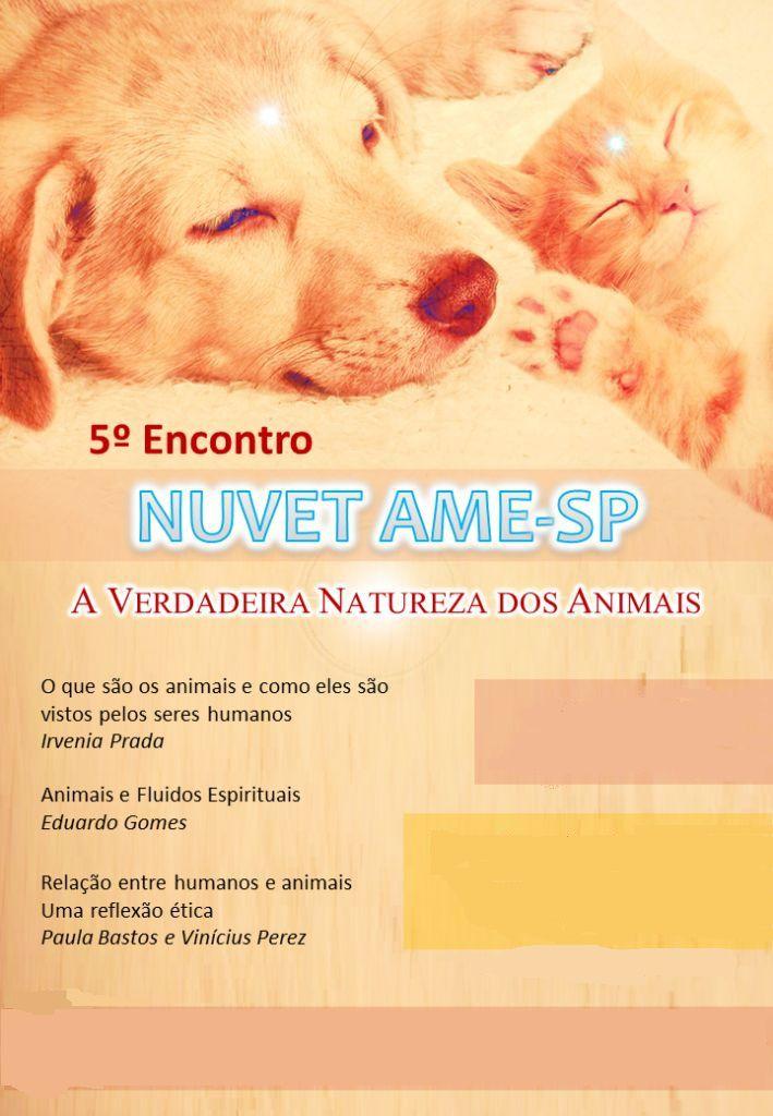 DVD V Encontro NUVET  - Loja AMESP