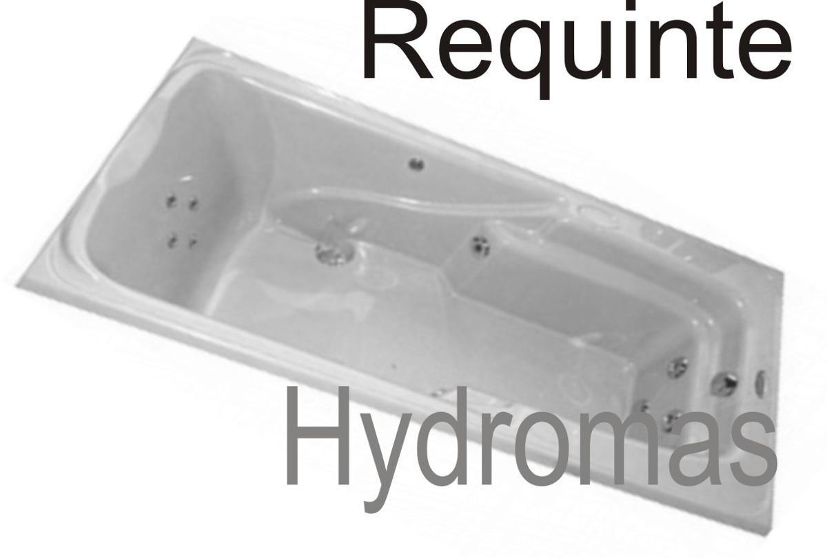 Banheira Requinte (1,52) (1,72) (1,82) x 0,92  - Hydromas