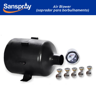 Air Blower  10 bicos