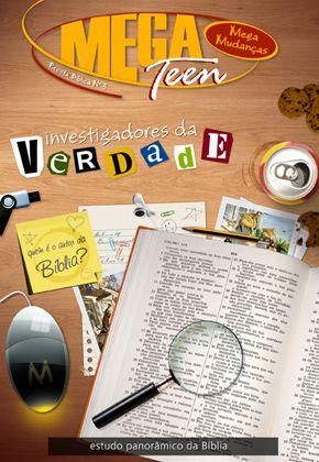 03 - INVESTIGADORES DA VERDADE - Revista do Aluno