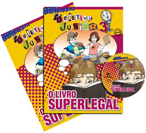 03 - O LIVRO SUPERLEGAL - Kit Completo  - Letra do Céu