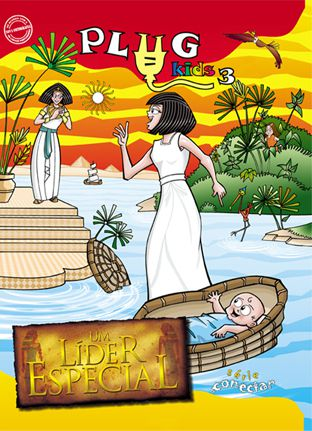 03 - UM LIDER ESPECIAL - Revista do Aluno  - Letra do Céu