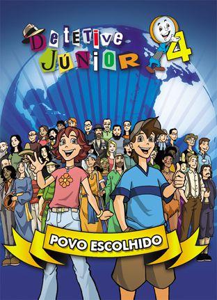 04 - POVO ESCOLHIDO - Revista do Aluno  - Letra do Céu