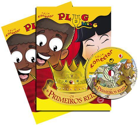 06 - OS PRIMEIROS REIS - Kit Completo