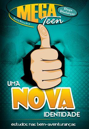 06 - UMA NOVA IDENTIDADE - Revista do Aluno  - Letra do Céu