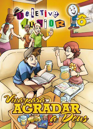 06 - VIVA PARA AGRADAR A DEUS - Revista do Aluno