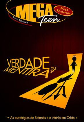 08 - VERDADE OU MENTIRA - Revista do Aluno