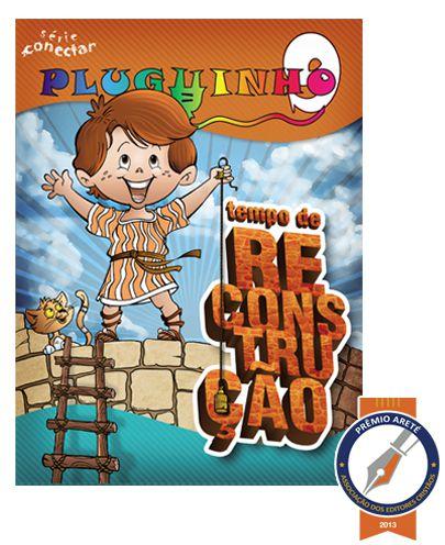 09 - TEMPO DE RECONSTRUÇÃO - Revista do Aluno