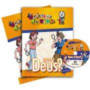 01 - QUEM É DEUS - Kit Completo