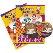 03 - O LIVRO SUPERLEGAL - Kit Completo