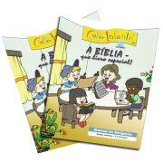 04 - A BÍBLIA QUE LIVRO ESPECIAL - Kit Completo
