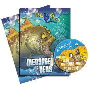 07 - MENSAGEIROS DE DEUS - Kit Completo
