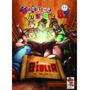 08 - EXPERIÊNCIAS DA BÍBLIA - Revista do Aluno