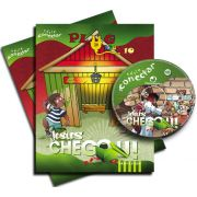 PLUG KIDS 10 - A JESUS CHEGOU! - Kit Completo