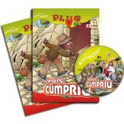 PLUG KIDS 12 - JESUS CUMPRIU! - Kit Completo