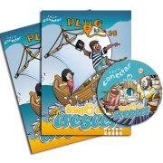 PLUG KIDS 14 - TEMPO DE CRESCER - Kit Completo