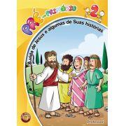 A vida de Jesus e algumas de suas histórias - Professor