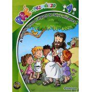 A vida de Jesus e alguns de seus milagres - Professor