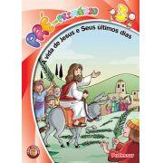 A vida de Jesus e seus últimos dias - Professor