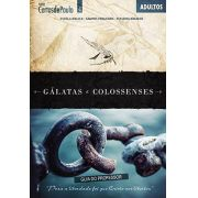Gálatas e Colossenses - Professor
