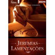 Jeremias e Lamentações - Aluno