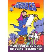 Juniores 06 - Mensageiros de Deus no Velho Testamento - Aluno