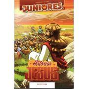 Juniores 02 - Histórias de Jesus - Professor