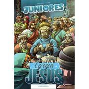 Juniores 03 - A igreja de Jesus - Professor