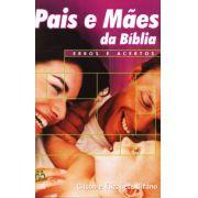 Pais e Mães na Bíblia - Erros e acertos
