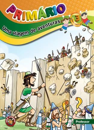 PRIMÁRIO 3 - Uma viagem de aventuras - Aluno  - Letra do Céu