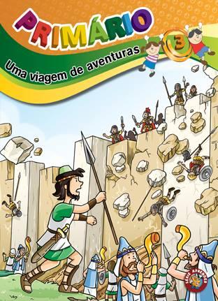 PRIMÁRIO 3 - Uma viagem de aventuras - Professor  - Letra do Céu