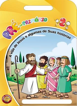 A vida de Jesus e algumas de suas histórias - Aluno  - Letra do Céu